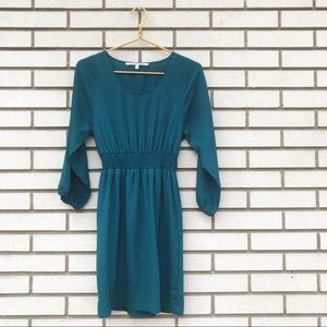Collective Concepts Teal Green Dress